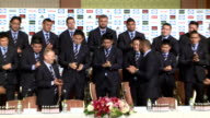 The Brave Blossoms returned home Tuesday having changed history but outgoing coach Eddie Jones said difficult changes would need to be made for Japan...