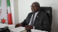 The Burundi government responds to UN investigators' recent accusations that Burundi's government committed crimes against humanity including...