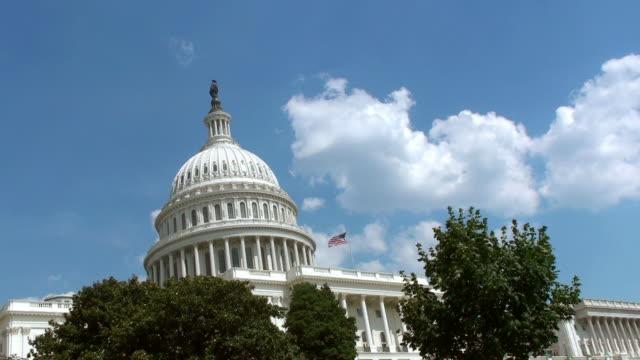 The Capitol building, Washinton D.C.