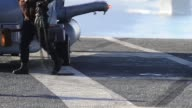 The Carl Vinson Carrier Strike Group conducts a simulated strait transit The aircraft carrier USS Carl Vinson is underway conducting a composite...