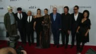 The Cast and Crew of 'The Promise' at the Los Angeles Premiere at TCL Chinese Theatre on April 12 2017 in Hollywood California
