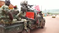 The Central African Republics capital Bangui is tense after a weekend of deadly clashes between residents and Seleka ex rebel fighters who have...