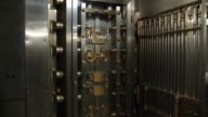 The Chicago Board Of Trade opens up their vault to the public Inside Chicago Board Of Trade Vault on October 20 2013 in Chicago Illinois