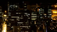 The city after hours