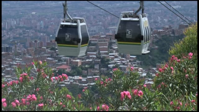 The city of Medellin used to be one of the most violent in the world VOICED Medellin the new face of the world's form on January 24 2014 in Medellin...