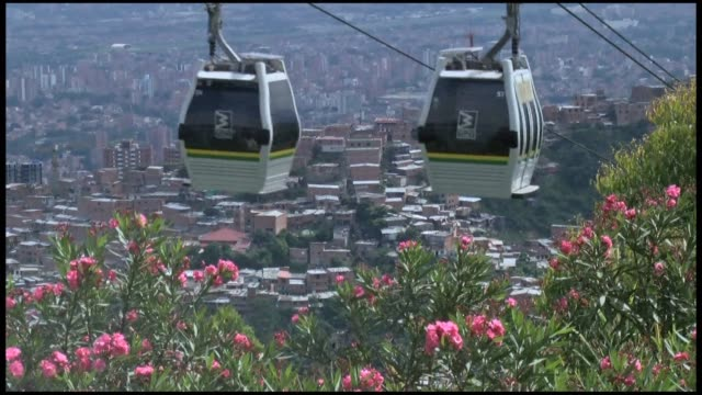 The city of Medellín used to be one of the most violent in the world CLEAN Medellin the new face of the world's forme on January 24 2014 in Medellin...