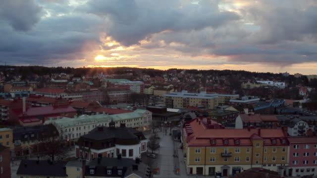 ANTENNE: De stad van Strängnäs, Zweden