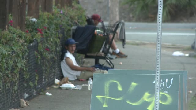 KSWB The city recently posted signs instructing hundreds of homeless people living on the streets near Petco Park that they had just 72 hours to...