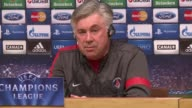 The coach of French top league football club Paris Saint Germain Carlo Ancelotti is leaving and could be headed for Real Madrid or Manchester City...