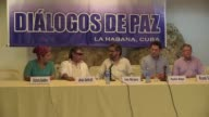 The Colombian government and FARC rebels reached a deal Saturday on searching for the thousands missing and presumed dead in their decadeslong...