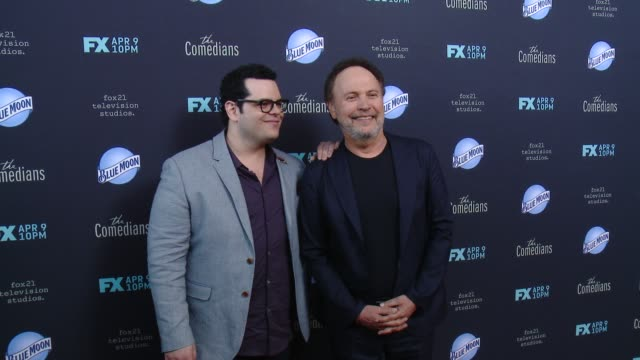 CLEAN 'The Comedians' Los Angeles Premiere at The Eli and Edythe Broad Stage on April 06 2015 in Santa Monica California