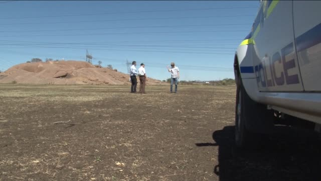 The commission investigating the deaths of 34 striking miners at Marikana in August 2012 visits the scene of the shootings to end its long running...