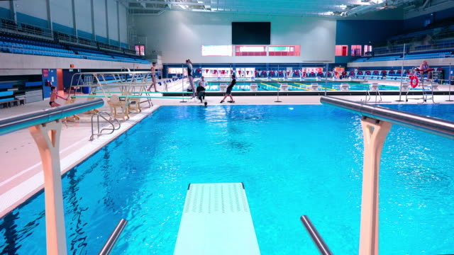 The complex will host the swimming diving other competitions in the upcoming Pan Am Games It was constructed at a cost of 205 million dollars which...