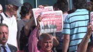 The controversial trial of staff from Turkey's main opposition newspaper resumes in a case seen as a test for press freedom under President Recep...