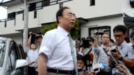 The couple at the center of the Moritomo Gakuen scandal who tried to play on their close ties to Akie Abe voluntarily submitted to questioning by...