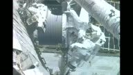 The crew of the US space shuttle Endeavour wrapped up their fourth and final spacewalk Friday a walkabout that surpassed the 1000th hour of such...