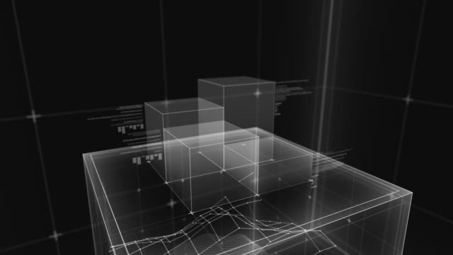 the Cube - black