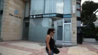 The Cyprus Central Bank said on Friday it had taken control of the local operation of FBME bank after Washington accused it of being a prime money...