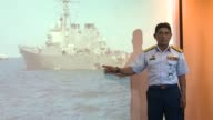 The Director General of Malaysian Maritime Enforcement Agency says the US destroyer and the tanker were coming from the same direction when they...