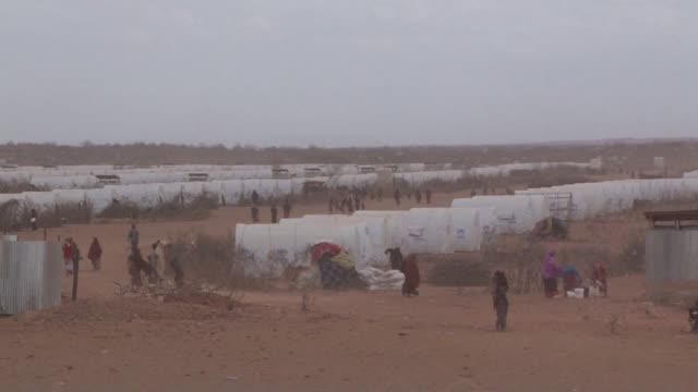 The Dolo Ado refugee camp in southern Ethiopia has been overwhelmed in recent weeks by new arrivals fleeing the drought in Somalia