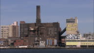 The Domino Sugar Refinery