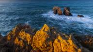 The Door of Cantabric sea,Costa Quebrada, Liencres, Cantabria, Spain, Europe