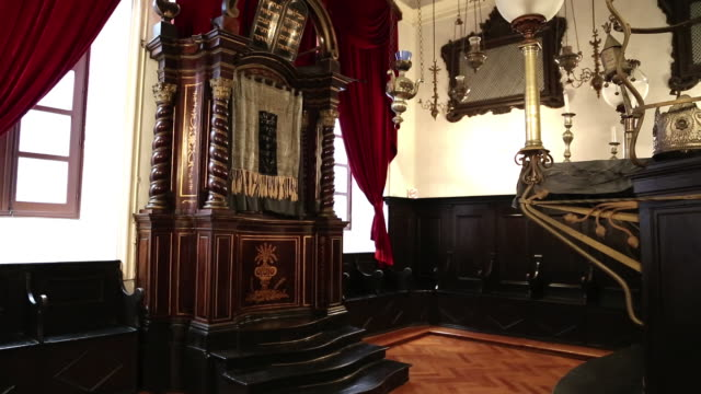 The Dubrovnik Synagogue, one of the oldest in Europe, Dubrovnik