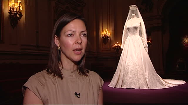 The Duchess of Cambridge's Wedding Dress is going on display at Buckingham Palace The gown designed by Sarah Burton will be on display from Saturday...