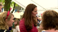 The Duke and Duchess of Cambridge were north of the border today for the first time using their Scottish titles of Earl and Countess of Strathearn...