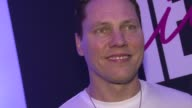 The Dutch artist DJ Tiesto is visiting Miami for the Ultra Music Festival a premier electronic music party