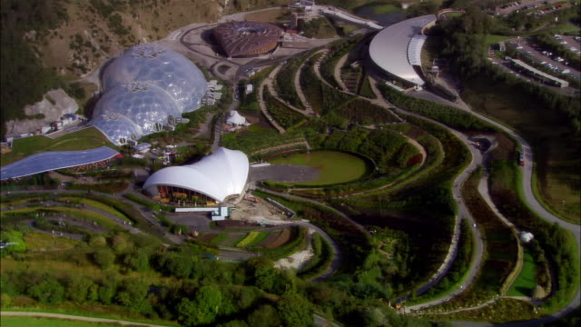 AERIAL, The Eden Project, Cornwall, England