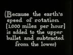 The Einstein Theory of Relativity - 10 of 29