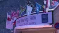 The elite of the political and business worlds are set to gather in Davos for the World Economic Forum annual meeting