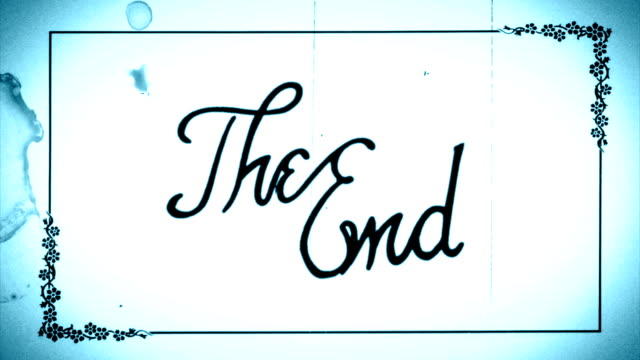 The end film with sound v2