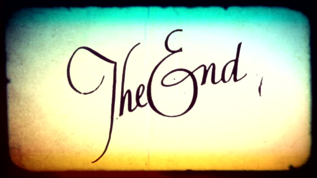 The End. HD
