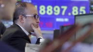 The euro rises sharply as markets breathe a sigh of relief as firstround numbers showed centrist French presidential candidate Emmanuel Macron...