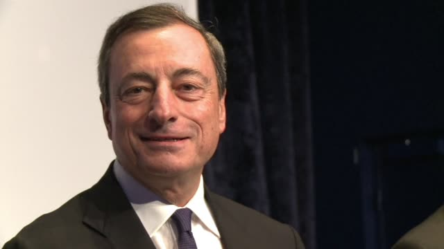 The European Central Bank leaves key interest rates unchanged saying that monetary policy will remain stable for the foreseeable future CLEAN ECB...
