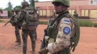 The European Union force sent to help stem deadly sectarian violence in the Central African Republic is operational
