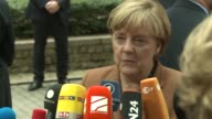 The EU's president urges leaders gathering for an emergency summit to stop fighting over a refugee quota deal and take urgent action to secure the...
