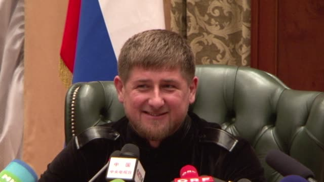 The evidence of two bloody wars has disappeared beneath a wealth of new construction in the Chechen capital Grozny Grozny Chechnya Russia