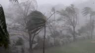 The eye of Hurricane Maria makes landfall in Puerto Rico pummeling the island as a Category Four storm with winds of 155 miles per hour the US...
