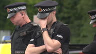 The families of the two police officers shot dead in Hattersley have met privately with the Prime Minister David Cameron travelled to Manchester to...