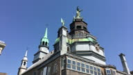 The famous place is a church in the district of Old Montreal which is a Unesco World Heritage Site It is one of the oldest churches in Montreal it...