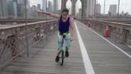 The fifth annual edition of Unicycle Fest is taking place this weekend in New York