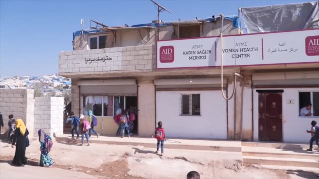 The first women's health center in Syria's Idlib province designed to accommodate up to 3500 patients has been opened near the Turkish border by an...