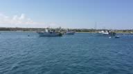 The fishing port of Portopalo di Capo Passero, Sicily