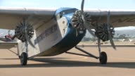 KSWB The Ford TriMotor was built in 1929 and is living aviation history The plane has 11 seats including pilot and copilot The TriMotor was nicknamed...