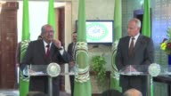 The Foreign ministers of the member states of the Arab League met Tuesday in Cairo and reaffirmed during a press conference that they wish to...