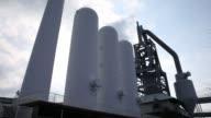 The former Higashida Daiichi Blast Furnace built by the stateowned Yawata Steel Works stands in Kitakyushu Japan on Thursday March 2 2017