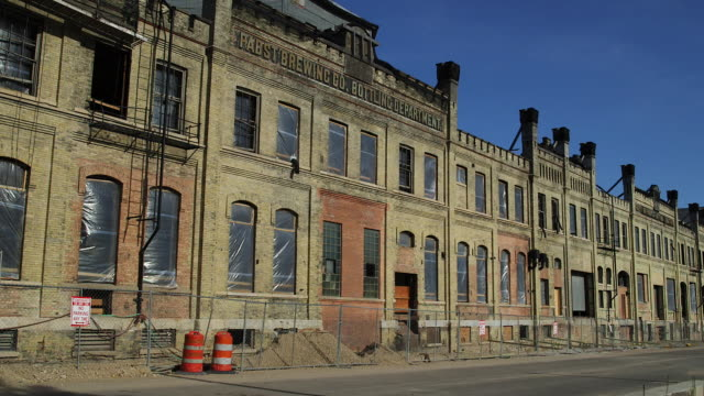 The Former Pabst Brewing Company Bottling Division